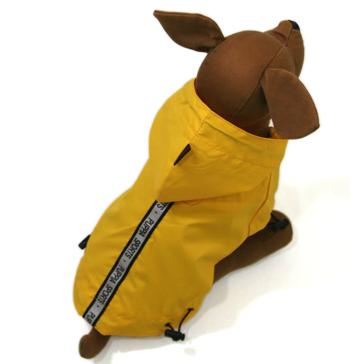 Base Jumper Raincoat for dogs
