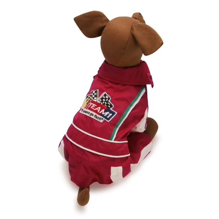 F1 Racing Suits Jumper for dogs