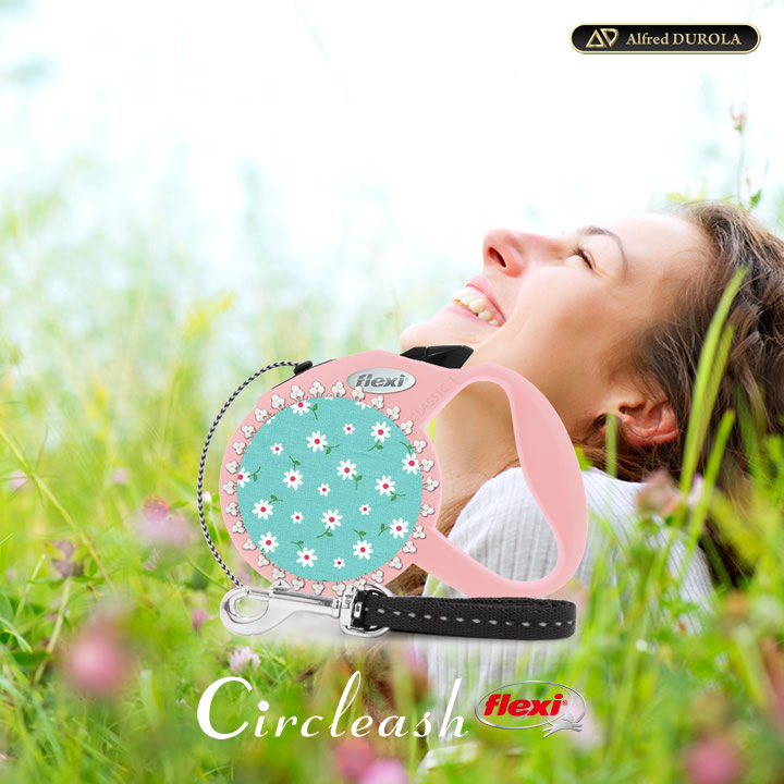 Designer Retractable Leash